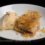 Hazelnut and Agave Syrup Baklava