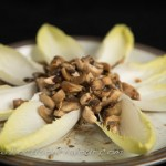 Chicory and Mushroom Salad