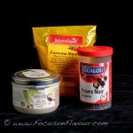ingredients for golden paste