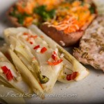 Braised Fennel with Chilli and Garlic